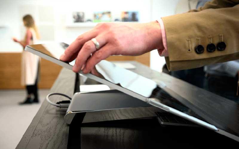 тест Microsoft Surface Studio