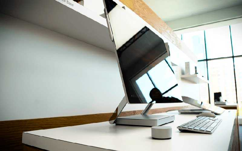 Microsoft Surface Studio обзор