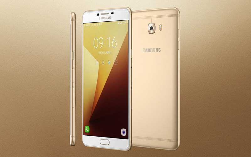 Анонсирован Galaxy C9 Pro