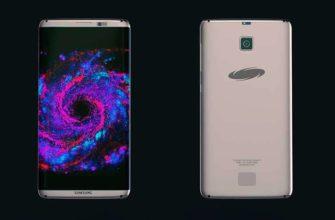 Samsung Galaxy S8 получит дисплей без ободков и двойную камеру