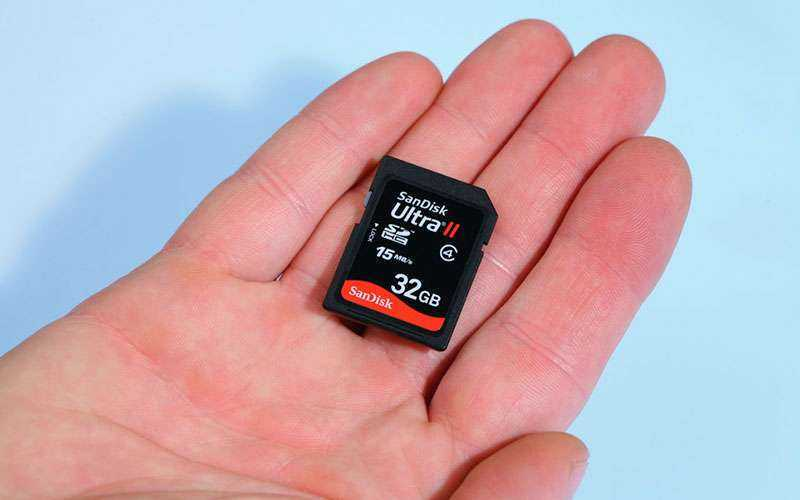 How to retrieve lost photos from sd card