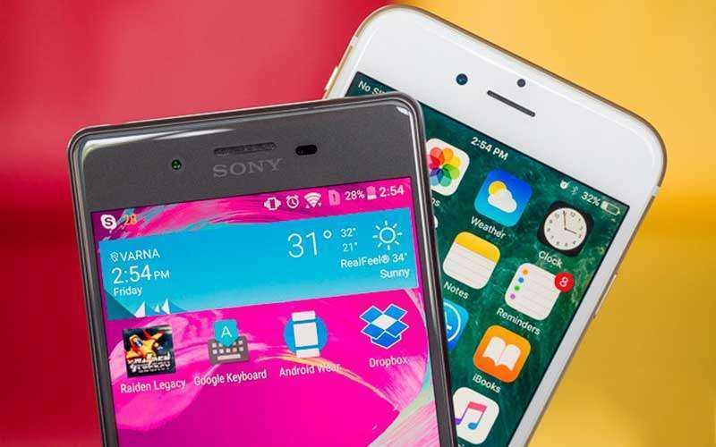 Сравнение Sony Xperia X vs Apple iPhone 6s – двух достойных смартфонов