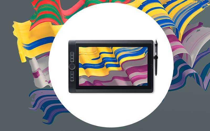 Графический планшет Wacom MobileStudio Pro