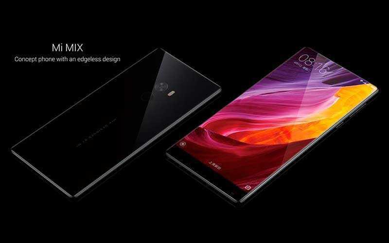 Xiaomi Mi MIX: 6,4-дюймовый керамический монстр