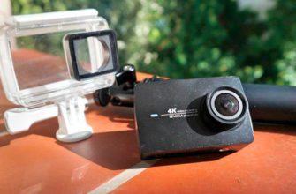 Обзор Xiaomi Yi 2 – Экшн камера не уступающая GoPro