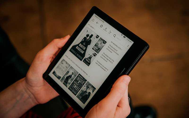 Amazon Kindle Oasis – Обзор