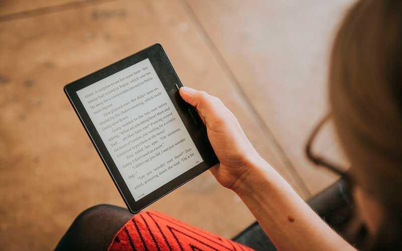 книга Kindle Oasis