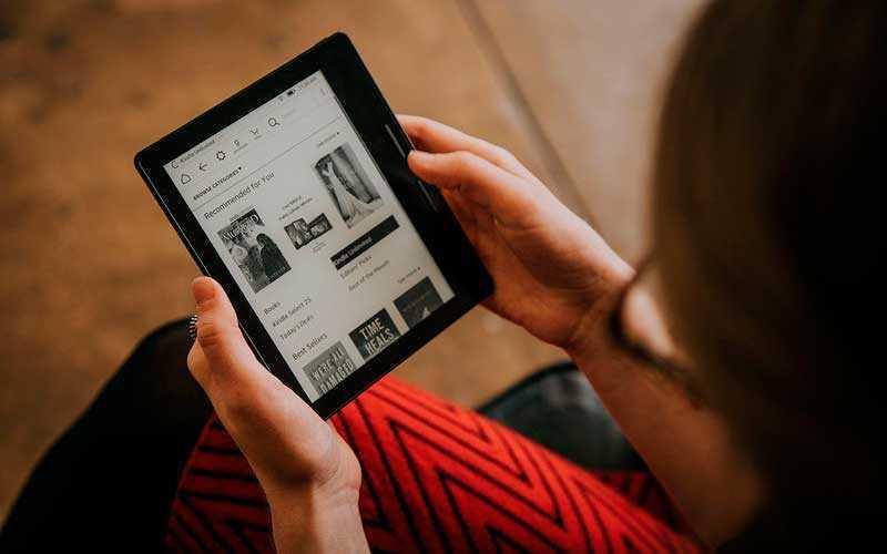 читалка Amazon Kindle Oasis