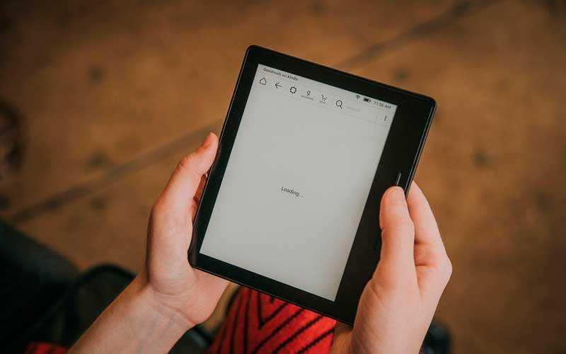 аккумулятор в Amazon Kindle Oasis