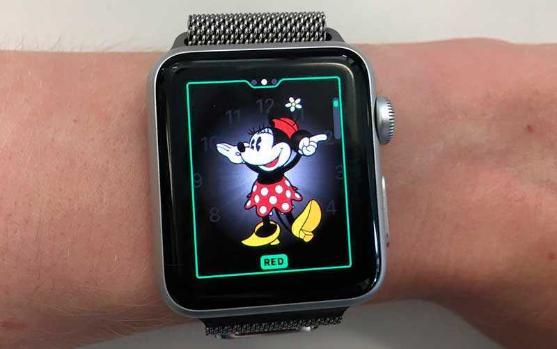 мини Apple WatchOS 3