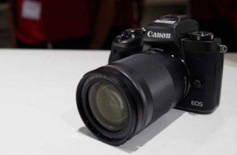 Обзор Canon EOS M5 – Хорошей, но дорогой беззеркальной фотокамеры