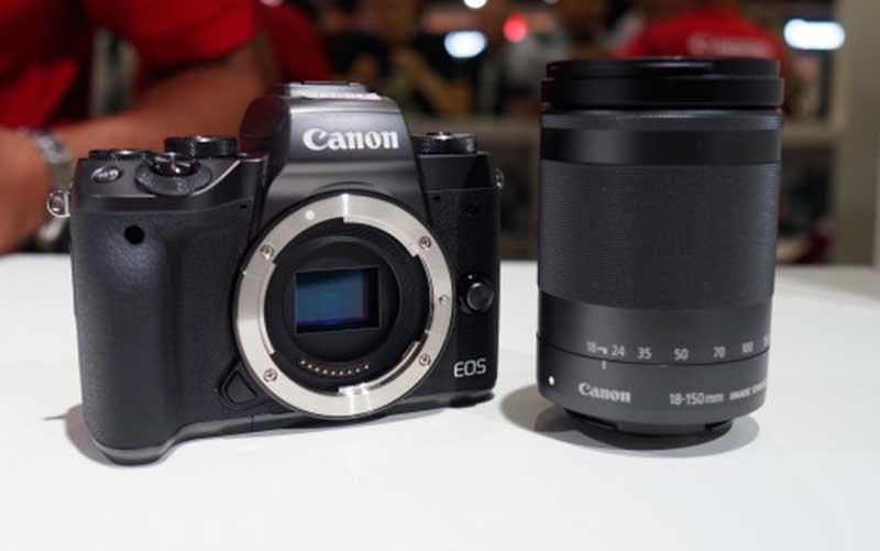 Фотокамера Canon EOS M5 - Отзывы