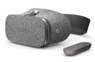 Google Daydream View: легкие и удобные очки виртуальной реальности