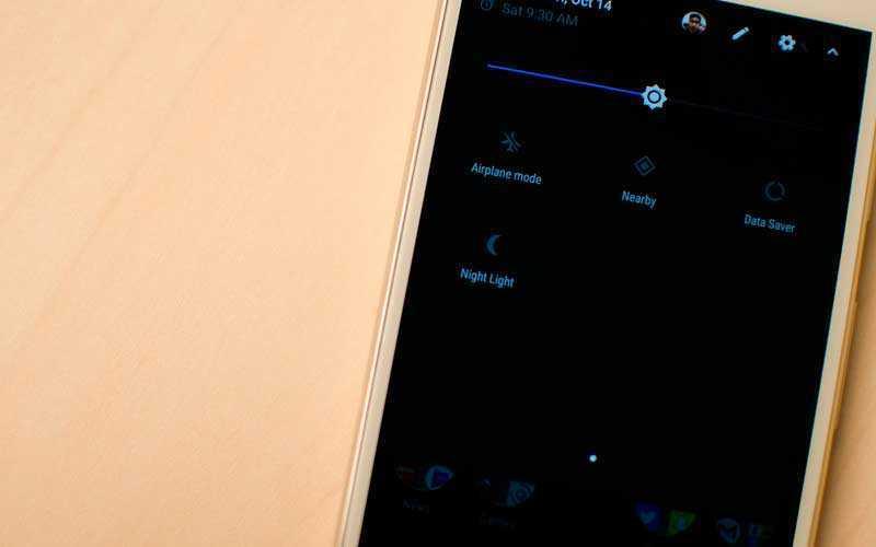 Android Nougat в Google Pixel