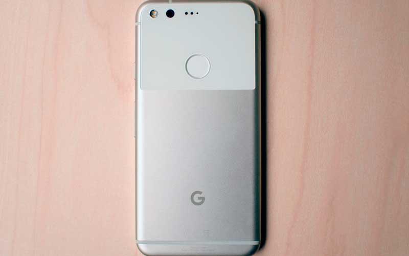 тест Google Pixel