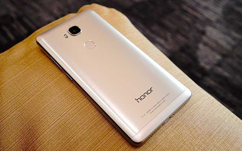 Телефон Huawei Honor 5X