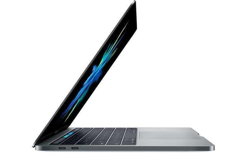 Новые Apple MacBook Pro 2016