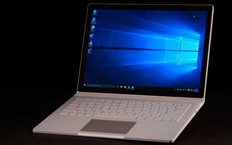 Microsoft Surface Book – Обзор ноутбука