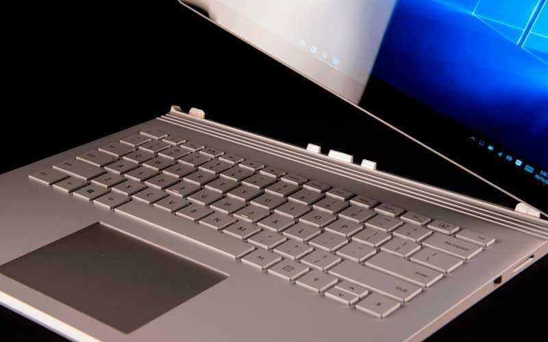 портативный Microsoft Surface Book