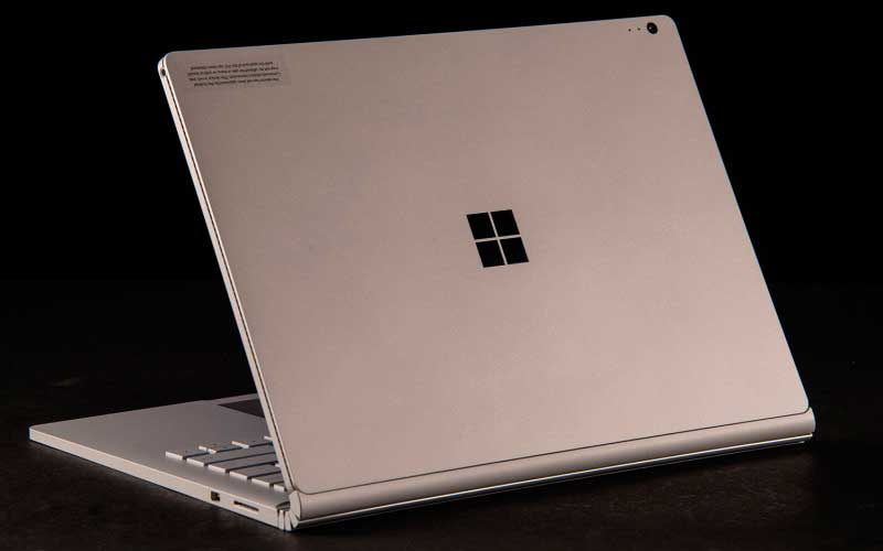 тест Microsoft Surface Book