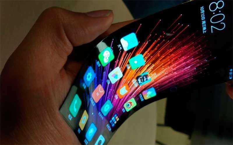 Гибкие дисплеи Xiaomi