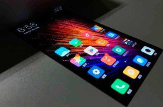 Гибкие дисплеи Xiaomi - в компании ведутся работы в этой области