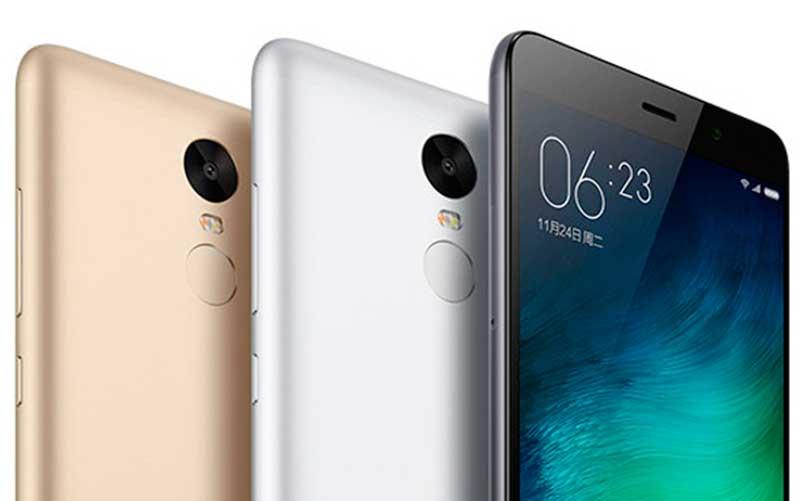Телефон Xiaomi Redmi Note 3 Pro