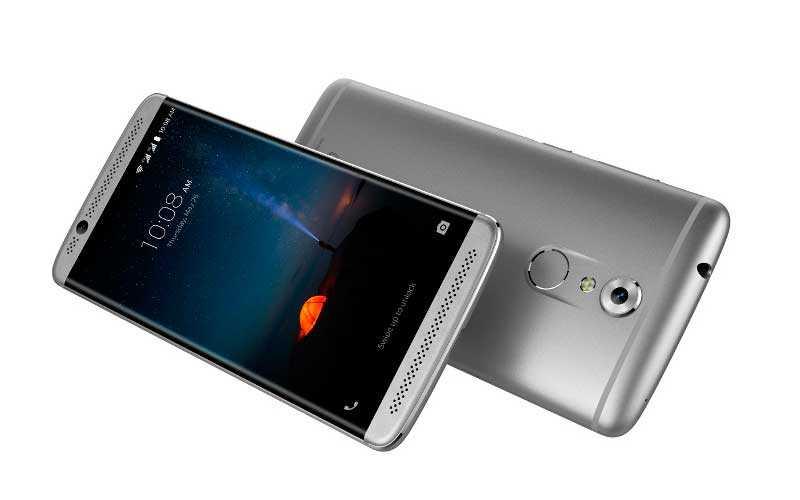 Телефон ZTE Axon 7 и ZTE Axon 7 Mini