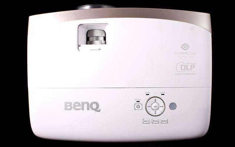 BenQ W2000 обзор
