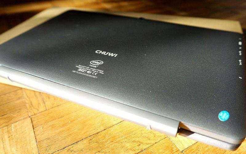 Chuwi HiBook Pro – Обзор планшета