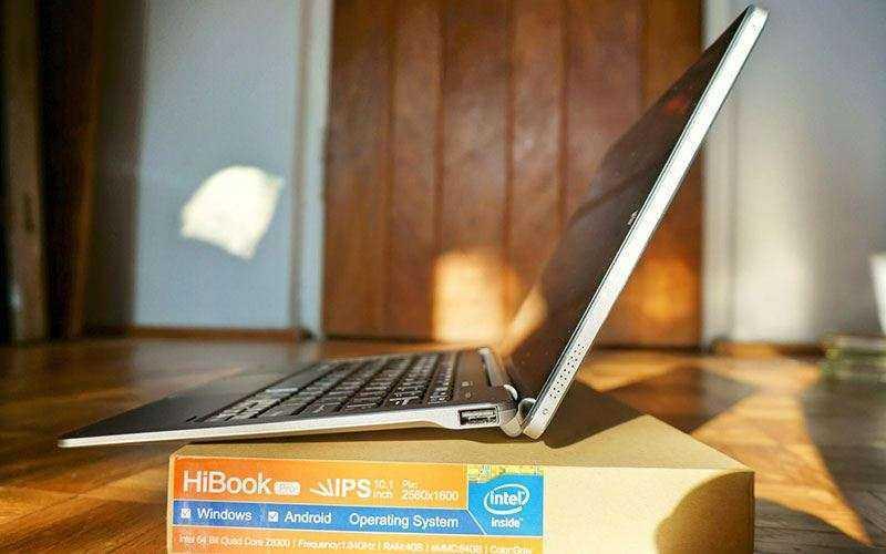 тест Chuwi HiBook Pro
