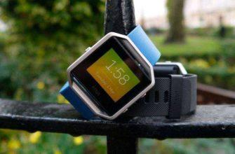 Обзор Fitbit Blaze – Новые смарт-часы фитнес-трекер от Fitbit