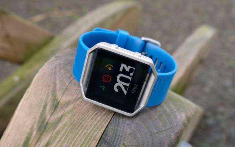 Часы Fitbit Blaze - Отзывы