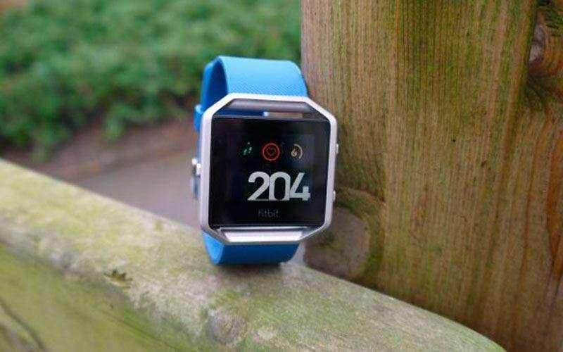 Часы Fitbit Blaze