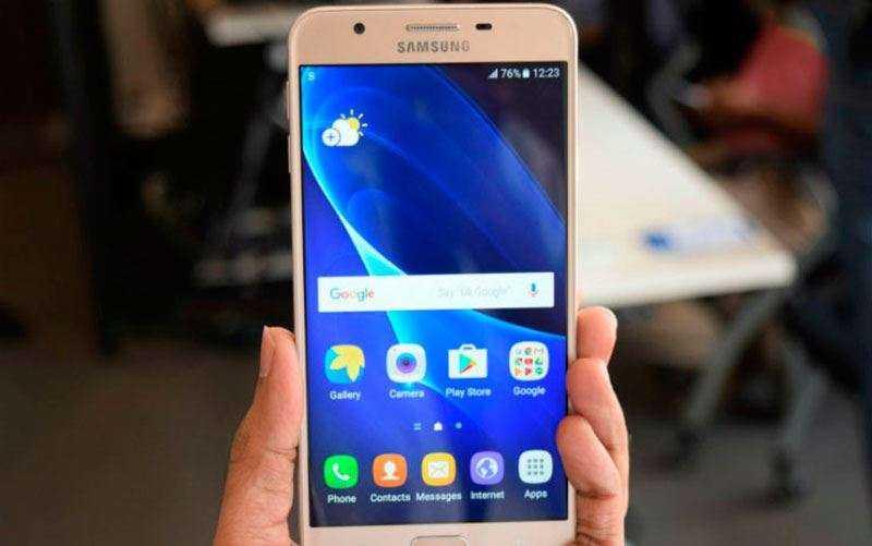 Samsung Galaxy J5 Prime и J7 Prime