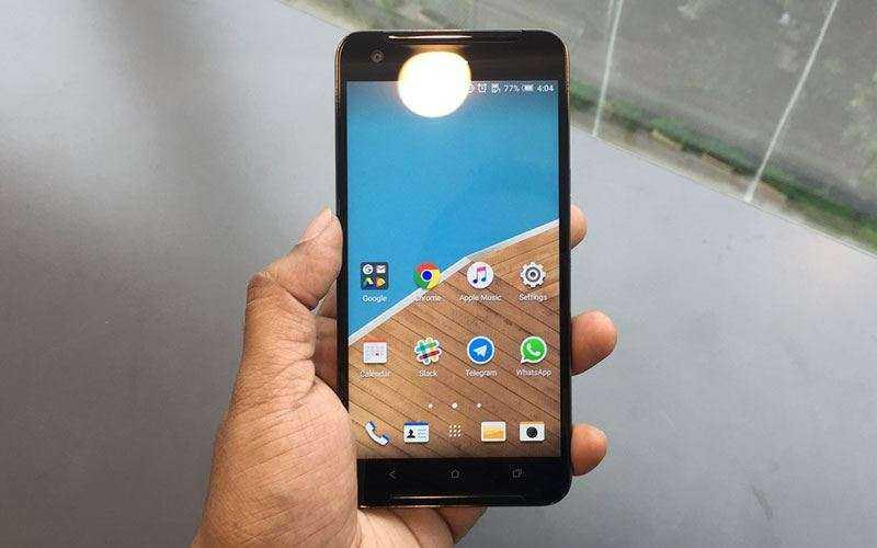 ПО в HTC One X9