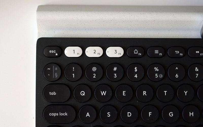 Logitech K780 Multi-Device Keyboard обзор