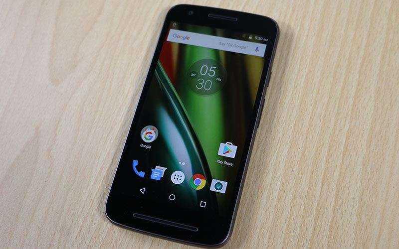 обзор Motorola Moto E3 Power