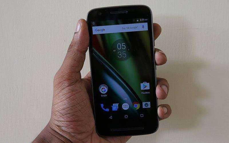 Смартфон Motorola Moto E3 Power
