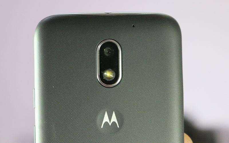 камера Motorola Moto E3 Power