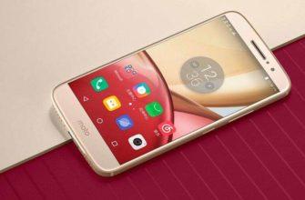 Motorola Moto M был официально представлен в Китае
