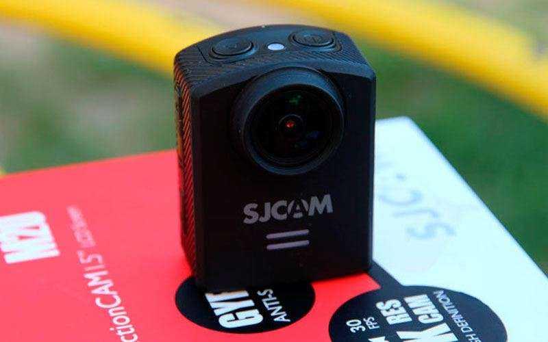 SJCAM M20 – Обзор экшн камеры