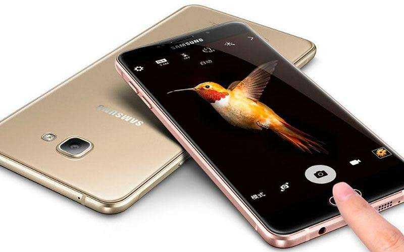 смартфон Samsung Galaxy C7 Pro