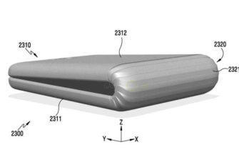 Складной телефон от Samsung - Патент показывает возможный дизайн