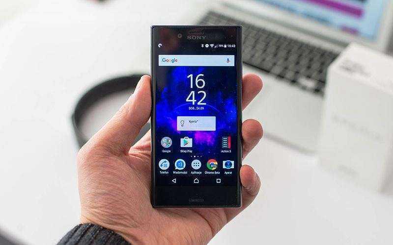 Sony Xperia X Compact тест