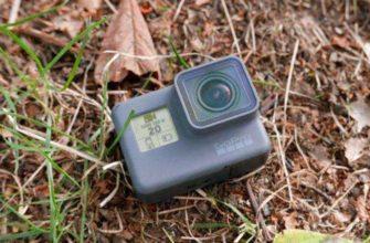 Обзор GoPro Hero5 – Прорезиненной и новой экшн камеры от GoPro