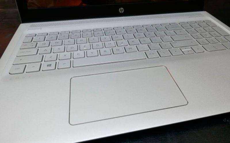 клавиатура и тачпад HP Envy 15
