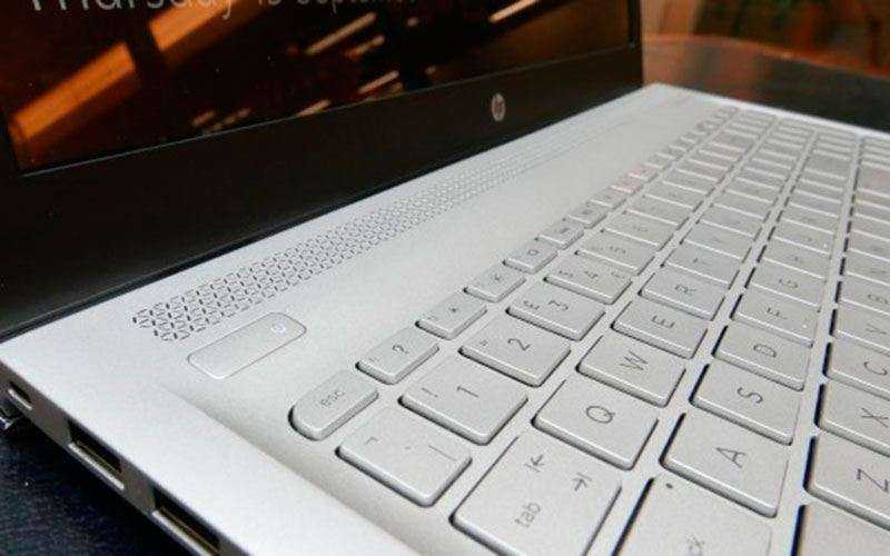 клавиатура HP Envy 15
