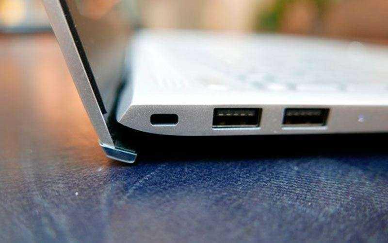 порты HP Envy 15