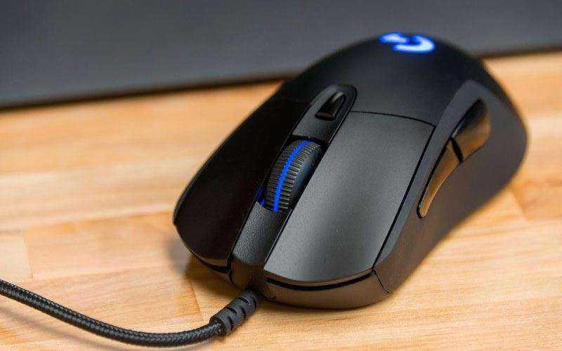 Компьютерная мышь Logitech G403 Prodigy - Отзывы